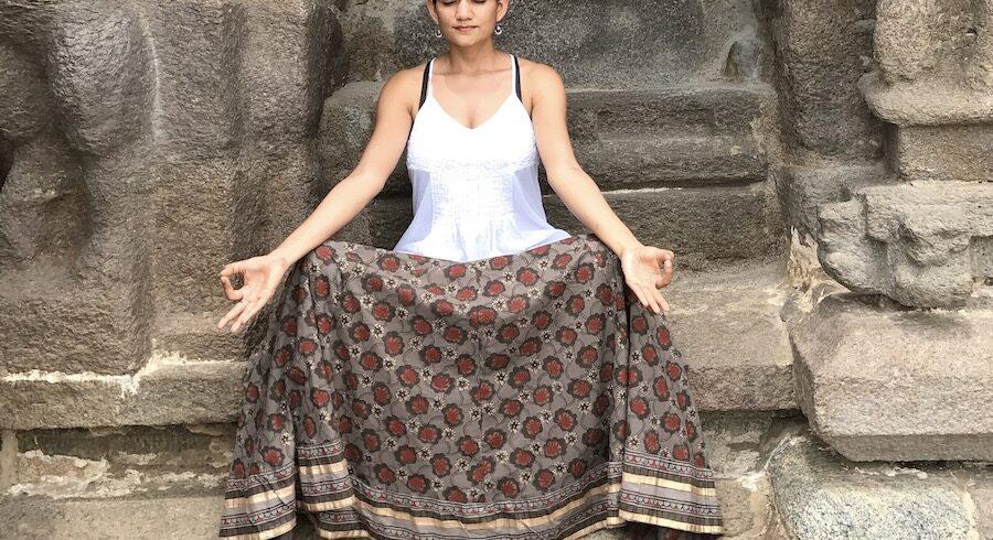 Mahabalipuram, Stone Temples, Meditation, Yoga, yogini