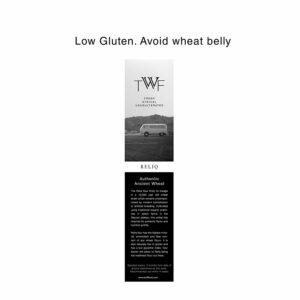 ancient heriloom wheat aata, TWF Reliq Flour