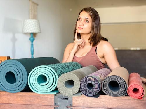 Yoga Mats, Yoganama, Namita Piparaiya